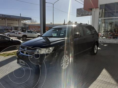 Dodge Journey SXT usado (2013) color Negro precio $2.100.000