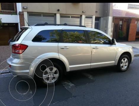 Dodge Journey SXT 2.4 usado (2011) color Plata Metalizado precio $1.340.000