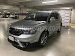 Foto venta Auto usado Dodge Journey Blacktop 2.4L (2017) color Gris precio $330,000