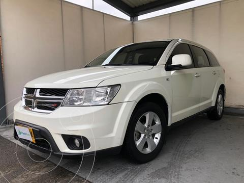 Dodge Journey SE 2.4L usado (2013) color Blanco precio $33.500.000
