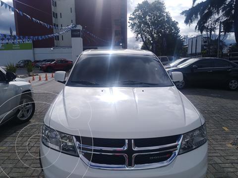 Dodge Journey SE 2.4L Crew usado (2012) color Blanco precio $33.500.000