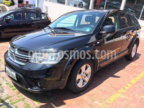 Dodge Journey 2.4L SE 4x2 2 Filas  usado (2013) color Negro precio u$s18.000
