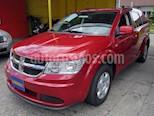Foto venta Carro usado Dodge Journey Express 2.4L 7P (2009) color Rojo precio $36.900.000