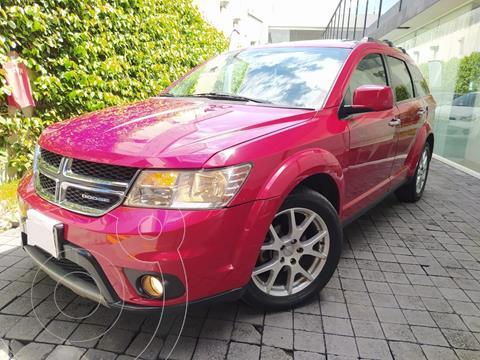 Dodge Journey R-T 3.5L usado (2012) color Rojo precio $210,000