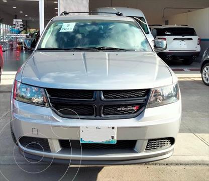 Dodge Journey SE Blacktop usado (2019) color Plata precio $410,000