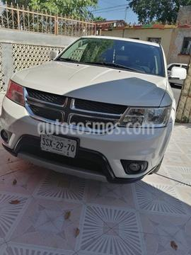 Dodge Journey SXT 3.6L Premium usado (2012) color Blanco precio $155,000