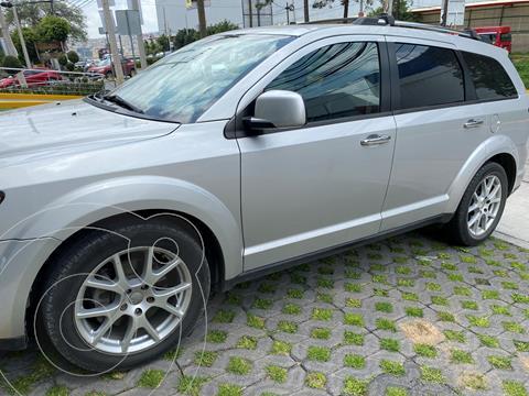 Dodge Journey R-T 3.6L Plus usado (2014) color Plata precio $189,000