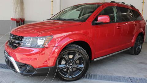 Dodge Journey SXT Sport 2.4L 7 Pasajeros  usado (2018) color Rojo precio $340,000