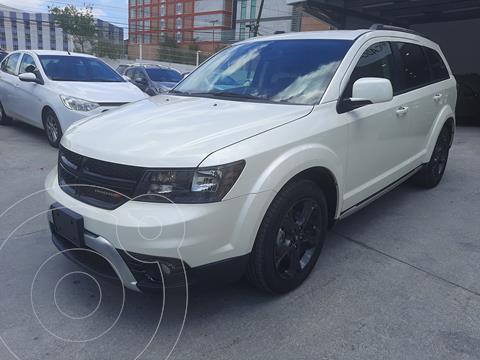 Dodge Journey Sport  usado (2019) color Blanco Perla precio $400,000