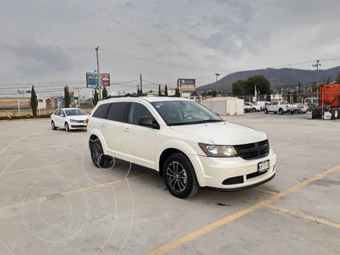Dodge Journey SE 2.4L 7 Pasajeros usado (2019) color Blanco precio $339,000