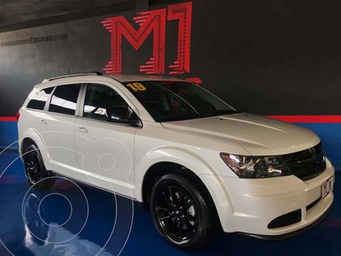 Dodge Journey Blacktop 2.4L usado (2019) color Blanco precio $349,500