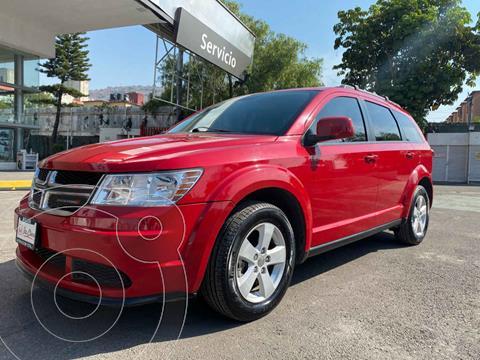 Dodge Journey SE 2.4L usado (2014) color Rojo precio $173,000