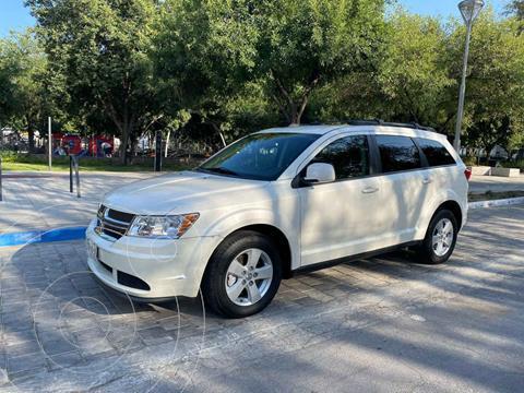 Dodge Journey SE 2.4L 7 Pasajeros usado (2015) color Blanco precio $259,900
