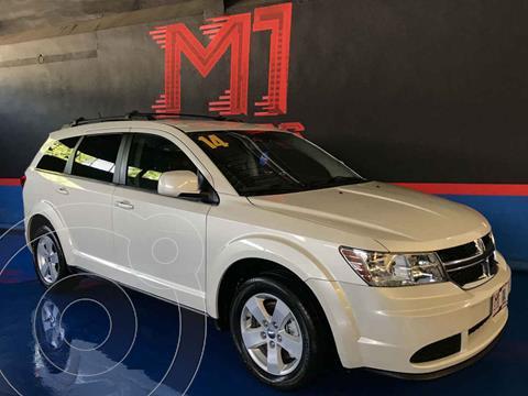 Dodge Journey SE 2.4L usado (2014) color Blanco precio $179,600