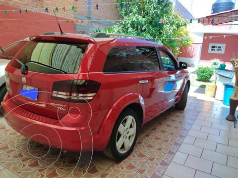 Dodge Journey R-T 3.5L usado (2010) color Rojo precio $130,000
