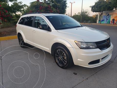 Dodge Journey SE usado (2018) color Blanco precio $299,000