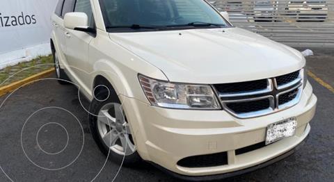 Dodge Journey SE 2.4L usado (2014) color Blanco Perla precio $165,000