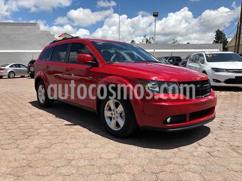 Dodge Journey SE 2.4L 7 Pasajeros usado (2018) color Rojo precio $299,000