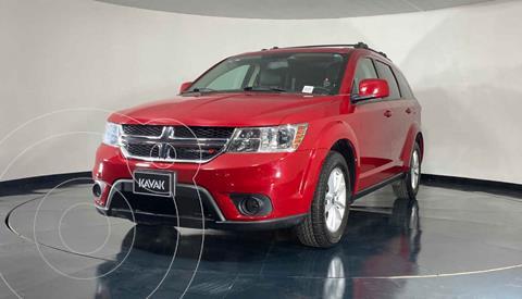 Dodge Journey Version usado (2016) color Rojo precio $275,999