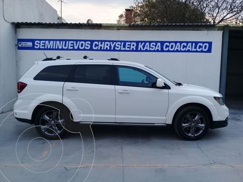 Dodge Journey SXT Sport 2.4L 7 Pasajeros  usado (2016) color Blanco precio $231,000