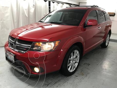 Dodge Journey SE 2.4L 7 Pasajeros usado (2018) color Rojo precio $348,000