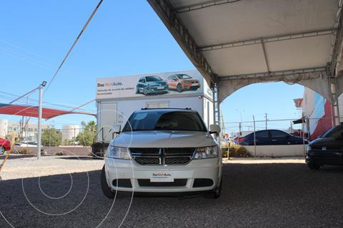 Dodge Journey SE 2.4L L4 7 PAS AT usado (2017) color Blanco precio $260,173