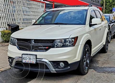 Dodge Journey SXT Sport 2.4L 7 Pasajeros  usado (2018) color Blanco Perla precio $255,000