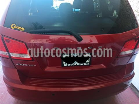 Dodge Journey SXT 2.4L 5 Pasajeros Plus usado (2012) color Rojo precio $157,599