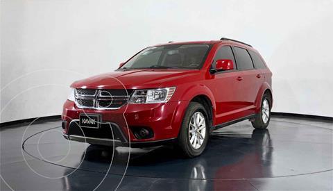 Dodge Journey SXT 2.4L 5 Pasajeros usado (2014) color Rojo precio $207,999