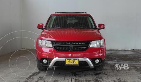 Dodge Journey SXT 2.4L 7 Pasajeros usado (2016) color Rojo precio $250,000