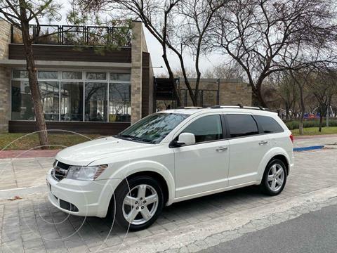 Dodge Journey R-T 3.5L usado (2009) color Blanco precio $169,900