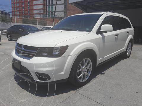 Dodge Journey R-T 3.6L NAV DVD usado (2014) color Blanco precio $240,000