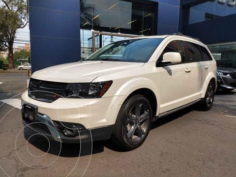Dodge Journey SXT 2.4L 7 Pasajeros Sport Plus usado (2019) color Blanco precio $384,900