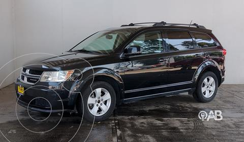 Dodge Journey SXT 2.4L 5 Pasajeros usado (2012) color Negro precio $170,000
