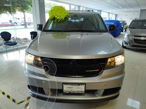 Dodge Journey SE 7 Pasajeros 2.4L usado (2018) color Plata Dorado precio $327,900