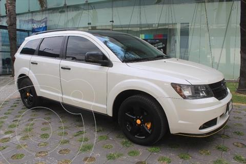 Dodge Journey 2.4 SE usado (2011) color Blanco precio $149,900