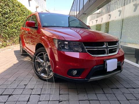 Dodge Journey SE 2.4L 7 Pasajeros usado (2016) color Rojo precio $300,000