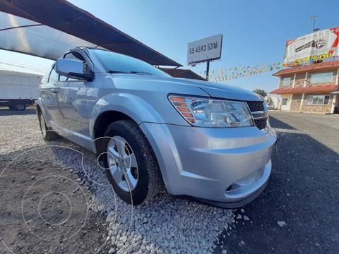 Dodge Journey SXT 2.4L 7 Pasajeros Plus usado (2012) color Plata precio $165,000
