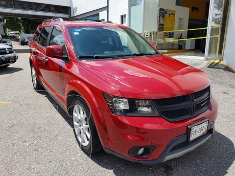 Dodge Journey R/T usado (2014) color Rojo precio $240,000