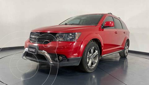 Dodge Journey SXT Sport 2.4L 7 Pasajeros  usado (2016) color Rojo precio $272,999