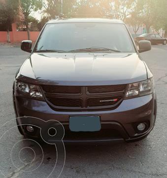 Dodge Journey Blacktop 2.4L usado (2014) color Gris precio $200,000