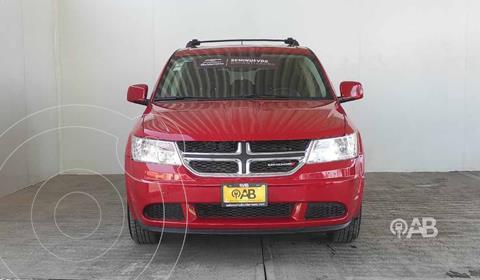 Dodge Journey SE 7 Pasajeros 2.4L usado (2017) color Rojo precio $264,000