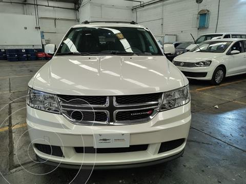 Dodge Journey SE 7 Pasajeros 2.4L usado (2018) color Blanco precio $313,999