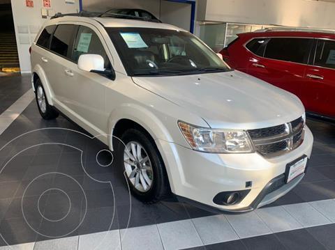 Dodge Journey SXT 2.4L 7 Pasajeros Lujo usado (2018) color Blanco precio $330,000