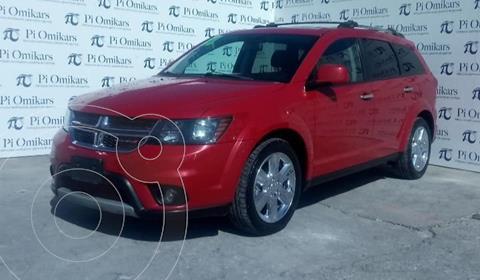 Dodge Journey SE 2.4L 7 Pasajeros usado (2014) color Rojo precio $245,000