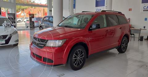 Dodge Journey SE 7 Pasajeros 2.4L usado (2018) color Rojo precio $249,900