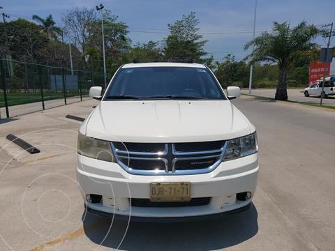 Dodge Journey SXT 2.4L 7 Pasajeros Plus  usado (2013) color Blanco precio $150,000