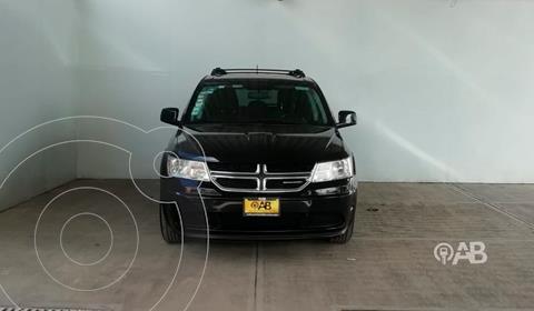 Dodge Journey SXT 2.4L 5 Pasajeros Plus usado (2012) color Negro precio $168,000