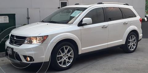 Dodge Journey R-T 3.5L usado (2013) color Blanco precio $199,000