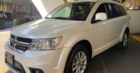Dodge Journey SXT 2.4L 7 Pasajeros Lujo usado (2018) color Blanco precio $249,900